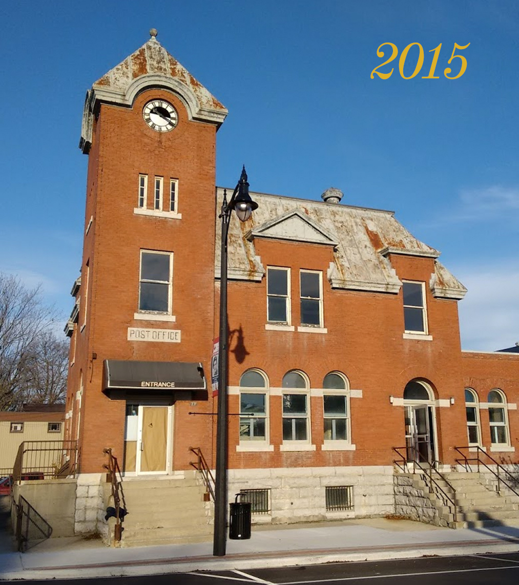 Harriston post office 2015