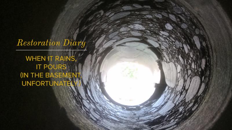 When It Rains, It Pours (In the Basement, Unfortunately)
