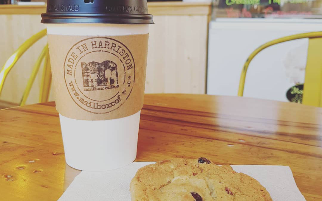 Mailbox Coffee Now Open Inside The Old Post