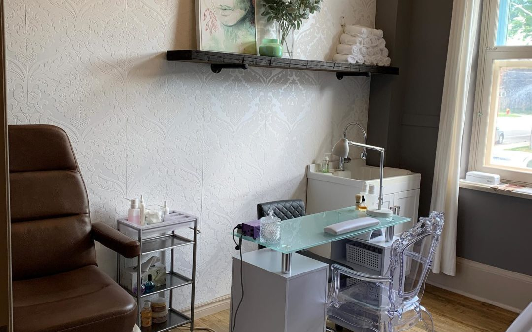Polished Esthetics Now Open Inside Hair Therapy
